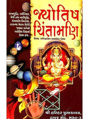 જ્યોતિષ ચિંતામણિ: Jyotish Chintamani (Gujarati)