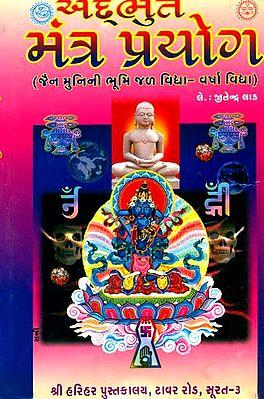અદભુત મંત્ર પ્રયોગ: Adbhut Mantra Prayog (Gujarati)