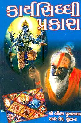 કાર્યસિદધી પ્રકાશ: Karya Siddhi Prakash (Gujarati)