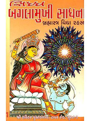 સિધ્ધ બગલામુખી સાધના: Siddha Bagalamukhi Sadhana (Gujarati)