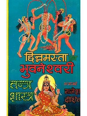 छिन्नमस्ता एवं भुवनेश्वरी तन्त्र शास्त्र: Chinnamasta and Bhuvaneshwari Tantra Shastra
