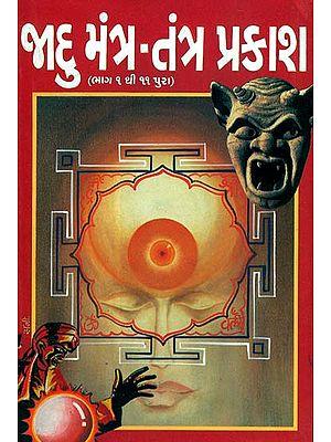 જાદુ મંત્ર તંત્ર પ્રકાશ: Jadu Mantra Tantra Prakash (Gujarati)