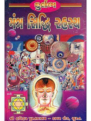 મંત્ર સિદ્ધિ રહસ્ય: Secrets of Mantra Siddhi (Gujarati)