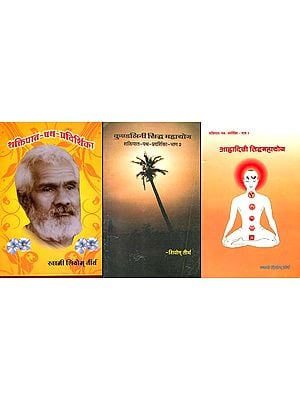 शक्तिपात पथ प्रदिर्शिका: A Guide to Shaktipat (Set of 3 Volumes)
