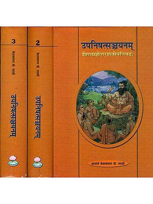 108 उपनिषद् (संस्कृत एवं हिन्दी अनुवाद) - 108 Upanishads in Three Volumes