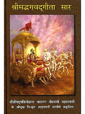 श्रीमद्भगवद्गीता सार: Essence of Bhagavad Gita
