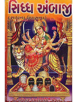 સિધ્ધ અંબાજી (સાધના ઉપાસના) - Siddha Ambaji (Sadhana Upasana) - Gujarati