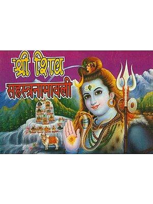 श्री शिव सहस्त्रनामावली: Shri Shiv Sahasranama