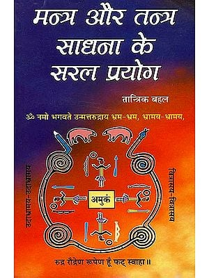 मन्त्र और तन्त्र साधना के सरल प्रयोग: Simple Uses of Mantra and Tantra Sadhana