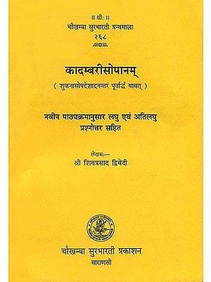 कादम्बरी सोपानम्: Kadambari Sopanam (Question and Answer)