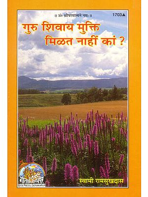 गुरु शिवाय मुक्ति मिळत नाहीं कां ?:  Kya Guru Bina Mukti Nahi ? (Marathi)