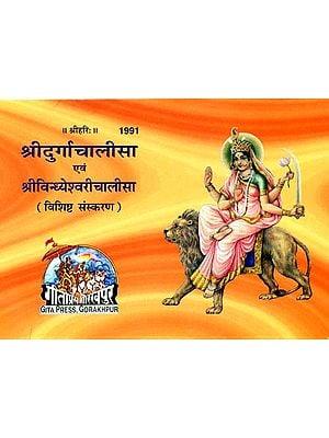 श्रीदुर्गाचालीसा एंव श्रीविन्ध्येश्वरी चालीसा: Shri Durga and Vindhyeshwari Chalisa