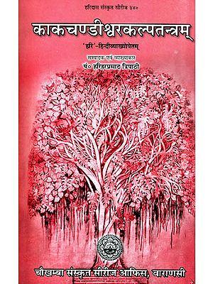 काकचण्डीश्वरकल्पतन्त्रम् (संस्कृत एवम् हिन्दी अनुवाद) - Kaka Candisvara Kalpatantra