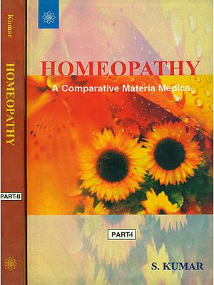 Homeopathy: A Comparative Materia Medica (2 Parts)
