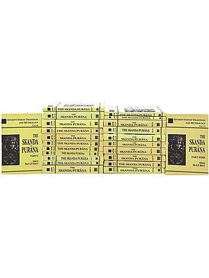 The Skanda-Purana (23 Volumes)