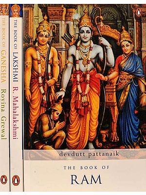 The Divine Words (Book of Ram Lakshmi and Ganesha) (Set of 3 Books)