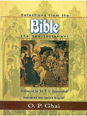 Selections from the Bible (The New Testament)