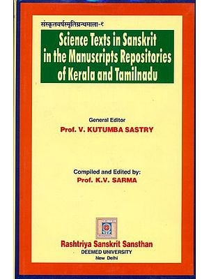 Science Texts in Sanskrit in The Manuscripts Repositories of Kerala and Tamilnadu