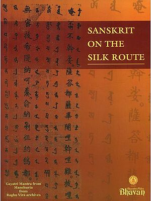 Sanskrit on The Silk Route