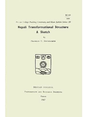 Nepali Transformational Structure: A Sketch (An Old and Rare Book)