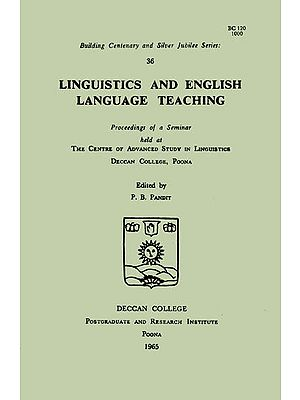 Linguistics and English Language Teaching