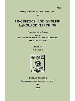 Linguistics and English Language Teaching