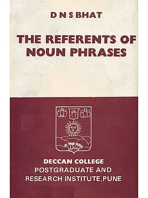 The Referents of Noun Phrases (An Old and Rare Book)
