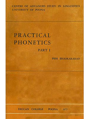 Practical Phonetics (An Old and Rare Book)