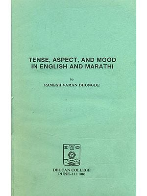 Tense, Aspect, and Mood in English and Marathi
