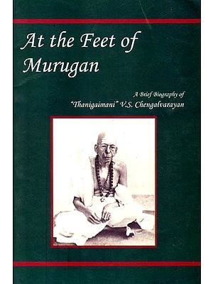 At the Feet of Murugan