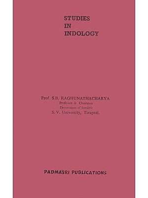 Studies in Indology (An Old and Rare Book)