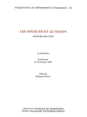 Les Sources Et Le Temps (Sources and Time)