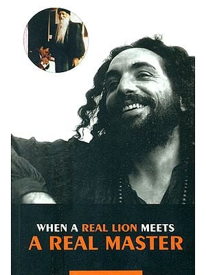 When a Real Lion Meets a Real Master
