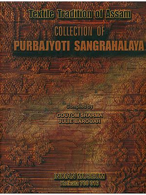 Textile Tradition of Assam Collection of Purbajyoti Sangrahalaya