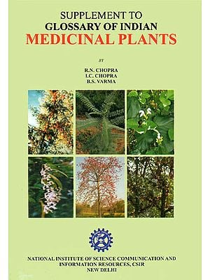 Supplement to Glossary of Indian Medicinal Plants