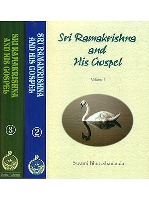 Sri Ramakrishna and His Gospel (Set of Two Volumes)
