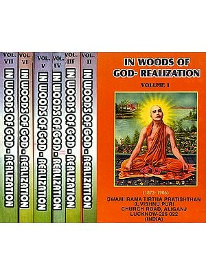 In Woods of God-Realization or The Complete Works of Swami Rama Tirtha (Set of  VII Volumes)