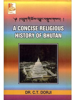 A Concise Religious History of Bhutan