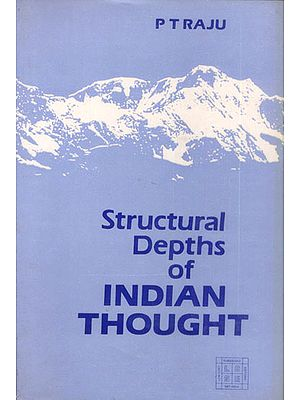 Structural Depths of Indian Thought (An Old and Rare Book)