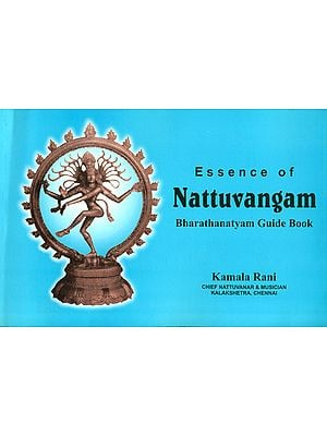 Essence of Nattuvangam (Bharathanatyam Guide Book)