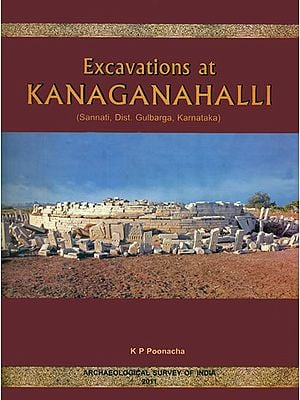 Excavations at Kanaganahalli (Sannati, Dist. Gulbarga, Karnataka)