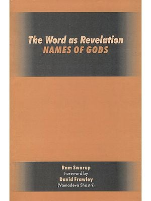 The  Word as Revelation  Names of Gods
