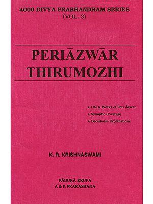 Periazwar Thirumozhi