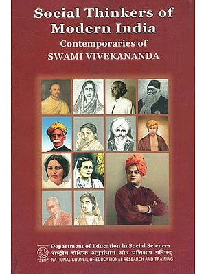 Social Thinkers  of Modern India (Contemporaries of Swami Vivekananda)