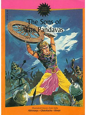 The Sons of Pandavas (Comic Book)