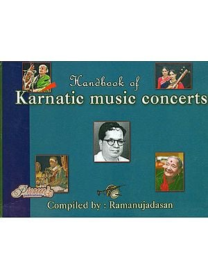 Handbook of Karnatic Music Concerts