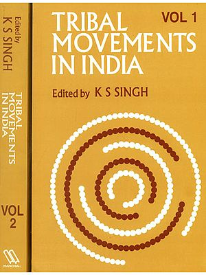 Tribal Movements in India (Set of Two Volumes)