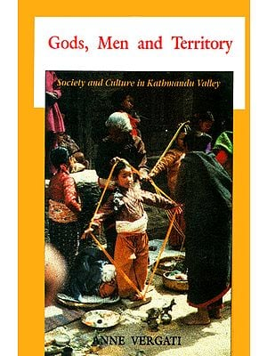 Gods, Men and Territory (Society and Culture in Kathmandu Valley)