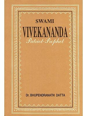 Swami Vivekananda (Patriot-Prophet) - An Old and Rare Book