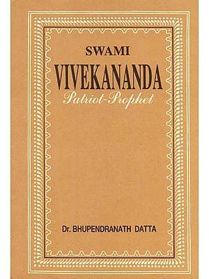 Swami Vivekananda (Patriot-Prophet) - An Old and Rare Book